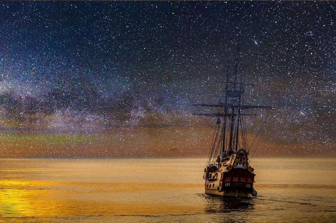 海賊王も夢じゃない!オープンワールドRPGの先駆け?「大航海時代Ⅱ」レビュー