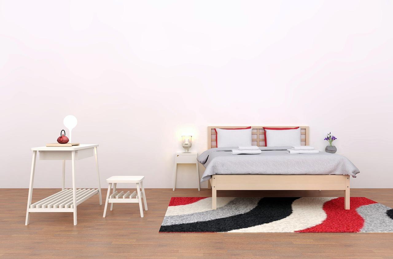 シンプルイズベスト?組み立て式「すのこベッド」購入しました。